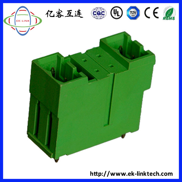 China factory supplier pitch 5 08mm Plug For Pluggable